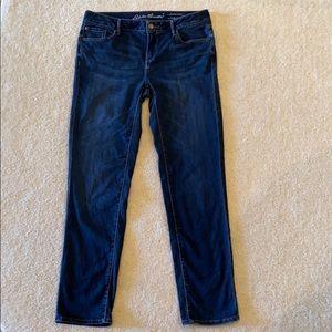 Eddie Bauer Elysian Slim Straight Washed Blue